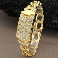G&D Luxury Brand Womens Bracelet Watches Gold Rhinestone Jewelry Ladys Dress Watch Steel Band Relogio Feminino Clamshell Clock