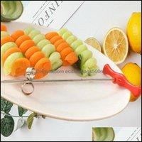 Fruit Kitchen, Dining Bar Home & Gardencreative Stainless Steel Manual Screw Slicer Vegetable Cucumber Carrot Potato Spiral Cutter Kitchen T