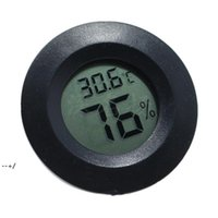 Mini Portable LCD Digital Thermometer Hygrometer Fridge Freezer Tester Temperature Humidity Meter Detector NHE9790
