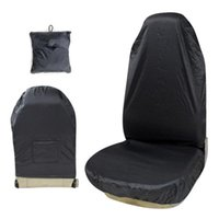 Car Seat Covers Front Cover Self-accommodating Ultra-light Pet Waterproof And Dustproof Protector Automobiles Interior Accessories