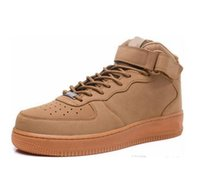 Fashion-Men's Sports Shoes High-top Sports Women's Platform Sneakers Outdoor Lace-up Casual Shoes