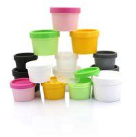 Storage Bottles & Jars 5Pcs Lot PP Cream 50g 100g Face Mask Container Cosmetic Refillable Plastic Pots