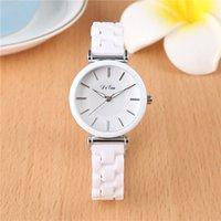 Sailwind Luxus Kristall Armbanduhren Frauen Weiße Keramik Damenuhr Quarz Mode Frauen Uhren Damen Armbanduhr Für Frau