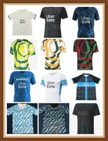 10 Payet Soccer Jersey 20 21 Maillot Foot Cuisles Thauvin Benedetto Kamara 2021 2022 Camisas de futebol Men + Kids Kit