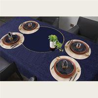 Classic Baroque Designer Tovagliette addensata Tablecloth Tablecloth Cover per la cucina Home Decor