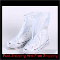 Новые Обувь на открытом воздухе Ботинки охватывают водонепроницаемые устойчивые к соскользящим устойчивым кломам Galoshes Travel Qylgmv Hairclippersshopshopshopshop