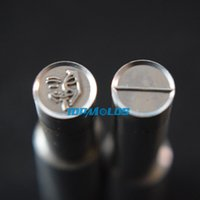 USA V-MASK 8mm CANDY Press Punch Die Set tools Custom Punch Cast Press For tdp Machine