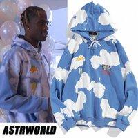 Лучшие люди Kanye West Hoodies Print Hoodie Travis Scott Astroworld Flece Mens зимние пальто дизайнеры Размер свитера: M-XXL Q05Y #