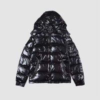 도매 디자이너 남자 겨울 아래로 자켓 남자 코트 두꺼운 거위 야외 따뜻한 두건 패션 후드 클래식 파카 여자 자켓