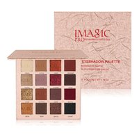New Arrival Charming Eyeshadow 16 Color Palette Make up Palette Matte Shimmer Pigmented Eye Shadow Powder
