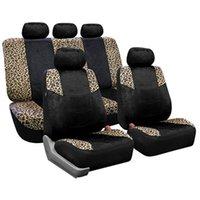 Seat Cushions Universal Breathable Faux Leather Car Cushion Non-Rolling Up Vehicle Comfortable Non-Slide Stitching Color Cover