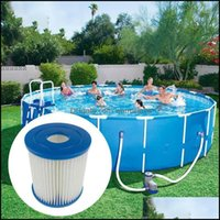 Pool Water Sports Outdoorspool & Aessories Childrens Filter Paper Core Spa Jacuzzi Household Swimming Pump Aessories1 Drop Delivery 2021 K6Z