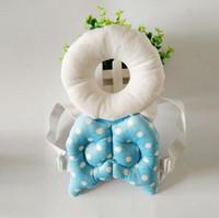 طفل رئيس واقية وسادة الطفل أجنحة الملاك طفل الخريف واقية رئيس وسادة الطفل الخريف وسادة واقية GWC6396