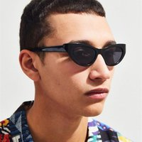 2021 القط تصميم الرجال النظارات الشمسية المرأة إطار صغير أزياء العين النظارات شدرر الفاخرة نمط الرجعية سيدة نظارات الرجعية النظارات الشمسية