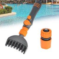 Piscine accessoires 7-trous nage filtre nettoyant ABS nettoyage de pochettes de nettoyage de pochette de rinçage