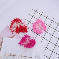 1600 pcs mini barato flor artificial decoração de natal para acessórios de casamento em casa diy needlework scrapbooking grinalda fak qylaeu