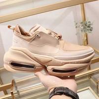 أحدث لون المشمش يصل باريس 2021! Womens Shopping عارضة الأحذية 35-41 المرأة مصمم أحذية رياضية أحذية مضافة باطن أعلى أحذية رياضية عالية