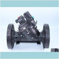 Bewässerungsgeräte liefert Patio, Rasengarten Home Gardenirrigation Kunststoff-Solenoid VAE 2.5 in. 251BM 24VAC RAPING 220V Wasserstrom Co