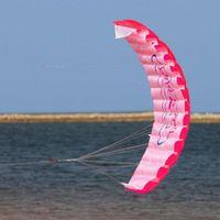 Outdoor Gadgets Parachute Dual Line Stunt Vlieger Parapente Parafoil Nylon Sport Travel Paragliding Surf Toy voor Volwassene