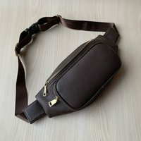 LVLOUISBAGVITTONLV Leather Pack Selling Unisex Men Bag Runner Running Sport Genuine Fanny Waist Belly Jogging Women Bum Fitne Qnac