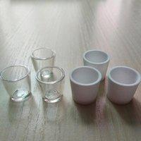 Aktualisierte Keramik Heizkammer Quarzschüssel Wärmespulen Tasse Element Ersatz für GreenlightVapes G9 Soc Dab Eheail Vape Pen