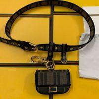 صغيرة f محفظة حقيبة حزام الخصر أكياس الرغيف الفرنسي حقيبة قلادة جيب مفتاح سلسلة عملة محفظة مصغرة محفظة مع مربع شحن مجاني