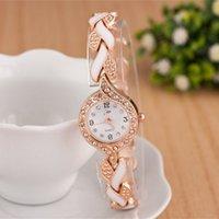 الساعات الفاخرة والساعات النسائية مصمم الساعات العلامة التجارية Celet de Luxe Pour Femmes، Nouvelle Marque، رداء En Cristal، Horloge، Mode، Top
