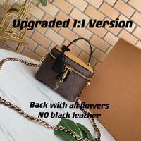 Mini Beauty Case легко вписывается в туристическую сумку или чемодан хорошая емкость для туалетных принадлежностей
