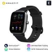 Amazfit GTS 2 Mini Fitness Smart Watch, супер-светлый дизайн, 14-дневный срок службы батареи, 70+ спортивных режимов, уровень SPO2, SmartWatch