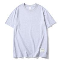 Moda verão homens camisetas Letras de alta qualidade T-shirt de bordado para homens mulheres de mangas curtas top t-shirt camiseta homem roupas tamanho s-2xl