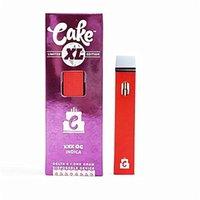 Delta 8 Cake XL Disposable Vape Pen Cigarette Empty Pod Device Rechargeable 280mAh Vaporizer System for Thick Oil vaporizer