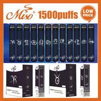 100% Authentic Miso Pro Maskking High Pro Dispositivo de Vape Descartável 1500 puffs 850mAh 4ml cartuchos e cigarro pk mk gt bang xxl sopro xxl