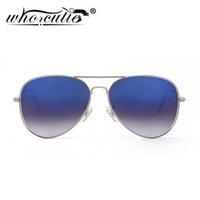 Designer Ray Sunglasses 60MM Glass Lens Polarized Pilot Men 2021 Brand Design High Quality Metal Frame Male Sun Glasses Shades S439