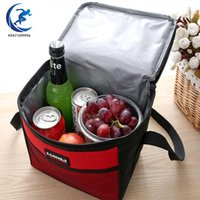 Outdoor Bags Picnic Insulated Thermal Bag Refrigerator Lunch Box Beach Fridge Camping Travel Barbecue BBQ Tool Beer Drink Basket
