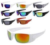 10PCS Fashion Luxury Brand Outdoor Polarized Sunglasses Man Cycling Eyewear Frame Woman Driving Beach Eyeglasses Dazzle Colour Glasses Y041