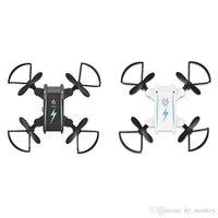Mini Drone 2.4G Uzaktan Kumanda 4 Eksenli RC Mikro Quadcopters Başsız Mod Ile Uçan Helikopter Çocuklar Için Doğum Günü Hediyesi Oyuncaklar