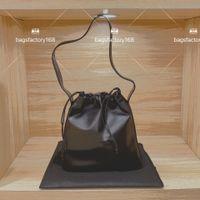 Женщины Роскошный дизайн Drawstring Handstring Hanvas Bag Курорт Стиль Лоскутная Сумка Урожай Ведро Пакет Простая универсальная Легкая Сумка