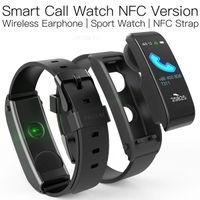 Jakcom F2 Smart Call Watch Nieuw product van Smart Polsbandjes Match voor 119Plus IP68 Waterdichte Smart Bracelet B9 Armband