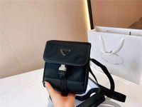 Персонализированные повседневные мобильные телефонные сумки модные односмысленные дизайнерские женские сумки женские сумки на заказ автомобильное обеспечение высококачественное одно плечо портативный подмышечный BA G сумочка