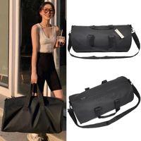 Duffel Bags 2021 Luxury Travel Bag, Large Men's And Women's Universal Storage Handbags Fitness Belt Dry Wet Separation Clothing Bag