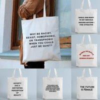 Moda Tuval Tote Alışveriş Çantası Kadın Kullanımlık Alışveriş Katlanabilir Çanta Öğrenci Kitap Çantaları Kadın Eko Bez Omuz Çantaları Seyahat