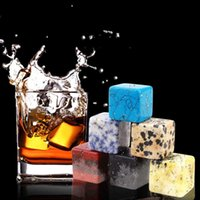 Nordic Simple Natural Square Stone Bar Crystal Glass Decoratie Craft Gifts Home Hanger Stone Groothandel