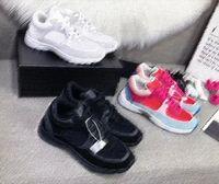 5A + CF Zapatillas de deporte de lujo Hombres Mujeres Reflectante Zapatos casuales Partido Terciopelo Becerva Calfskin Fibra mixta Calidad superior con caja