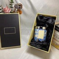 Candela di profumo solido 200G per donna e uomini fragranza EDC Lunga durata candele fresche Varie fragranze Consegna gratuita veloce