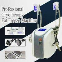 2020 Melhor Vendedor Cryolipolysis Machine Máquina Crioterapia Equipamentos Corporal Máquina Cruiolipolisis Cryolipolysis 360 graus