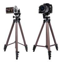 Profesyonel Alüminyum Mini Tripodlar Kameralar Tripod Stand ile Smartphone Tutucu Ile DSLR Kamera Telefonu Akıllı Telefonlar WT3130
