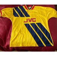 1988 1989 Arsen Merson Tony Adams Thomas Retro Soccer Jersey ROCASTLE Dixon Campbell Smith Limpar Classic Vintage Football Shirt