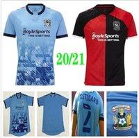 2021 Coventry City Futbol Forması Biamou Bakayoko Godden Jobello Shipley Ostigard Jones Allen Hyam Futbol Gömlek Calcio