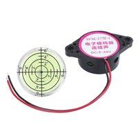Smart Home Control 2 قطع الملحقات: 1 DC3-24V الصناعية المستمر صوت إنذار الإلكترونية الجرس 85db 32x7mm الاكريليك بولسي الفقاعة