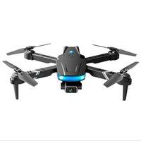 Mini Drone 4 K HD Geniş Açılı Çift Kamera 1080 P Wifi Görsel Konumlandırma Yüksekliği RC İHA Tutun Beni Takip et Quadcopter Drones Oyuncaklar